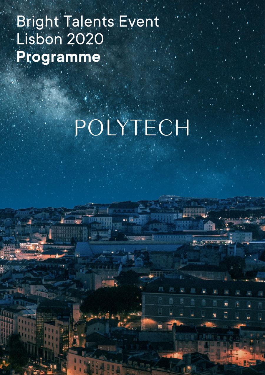 Programm Polytech Bright Talents in Lissabon - Dr. Nikolaus Raab