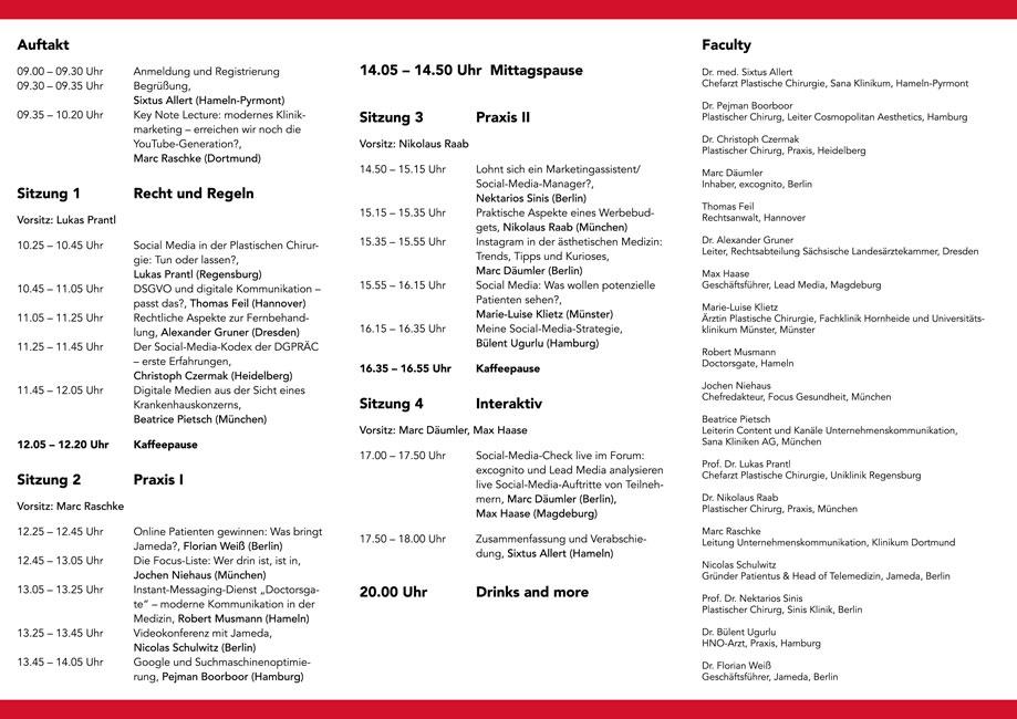 Programm medcom.berlin 2020 am 08.05.2020 - Dr. Nikolaus Raab