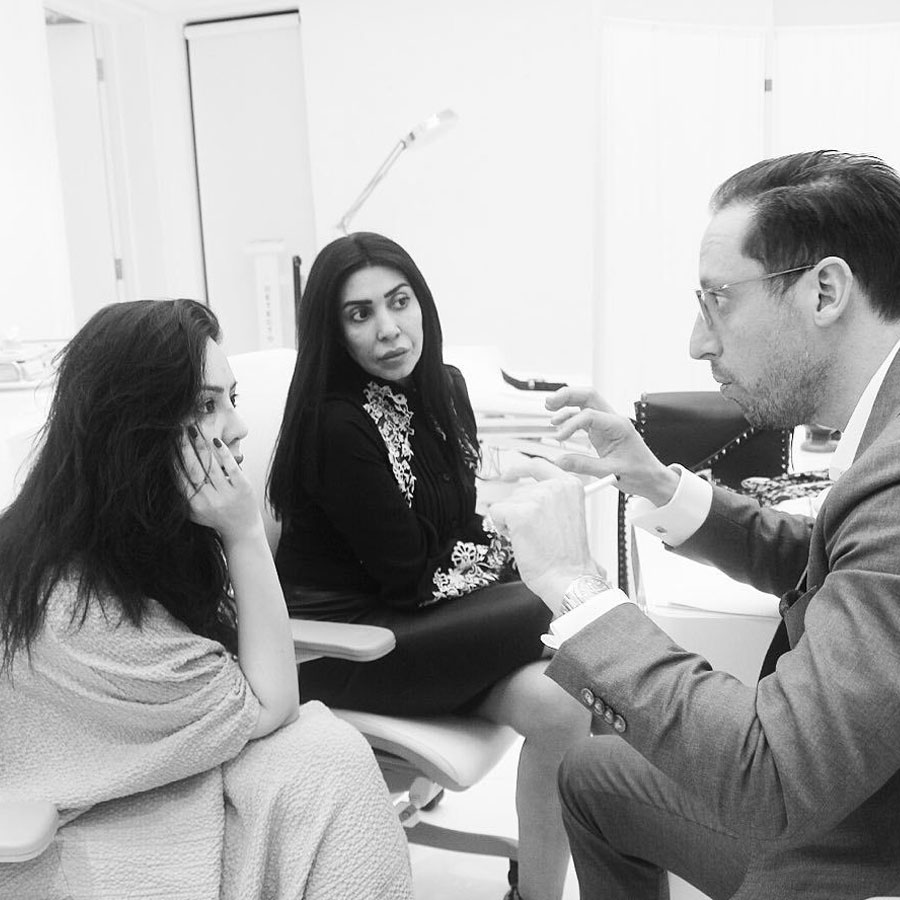 Plastic Surgery Bahrain - On going consultations