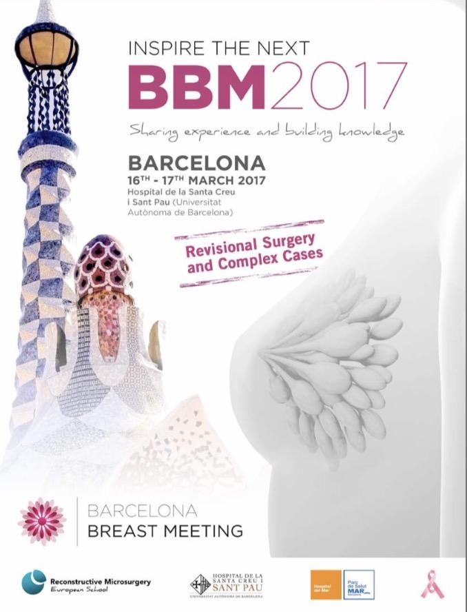 Dr. Nikolaus Raab München - Speaker am Barcelona Breast Meeting 2017
