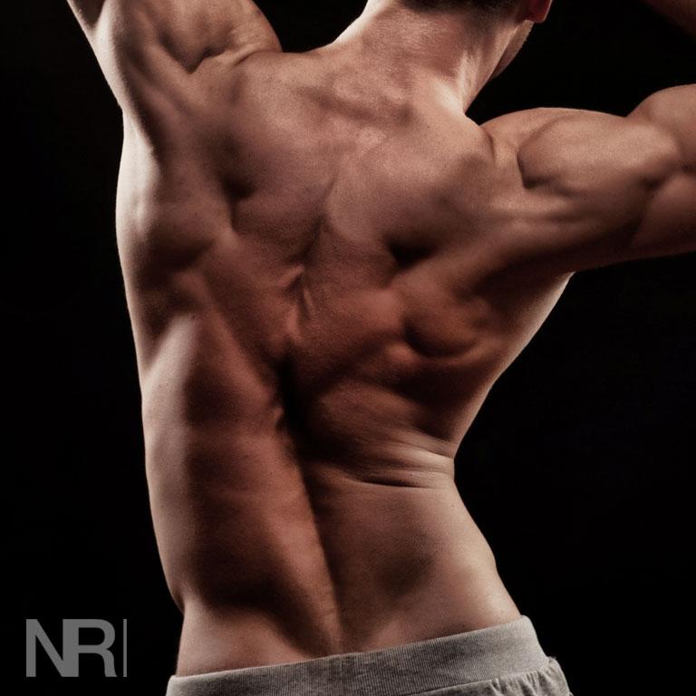 Vaser ® Hi-Def - Brustmuskulatur - Oberarme- Rücken - München