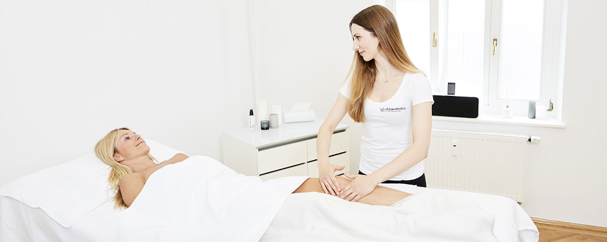 Lymphdrainage in München - Praxis Dr. Raab - Holistic Concept